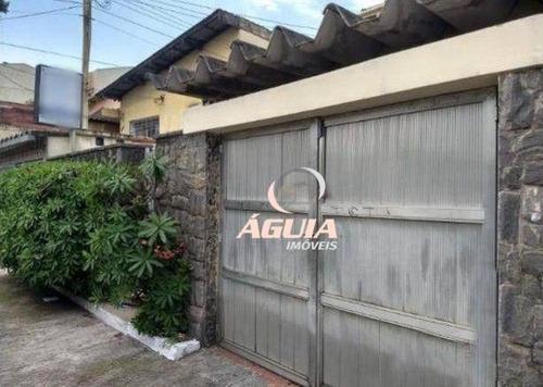 Imagem 1 de 22 de Casa Com 2 Dormitórios À Venda, 171 M² Por R$ 650.000,00 - Parque Das Nações - Santo André/sp - Ca0760