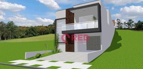 Imagem 1 de 15 de Sobrado Com 3 Dormitórios À Venda, 148 M² Por R$ 470.000,00 - Condominio Golden Park Residence Ii - Sorocaba/sp - So0477