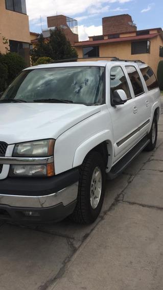Chevrolet Suburban 2005- Tenencia 2020 Pagada, Seguro Pagado