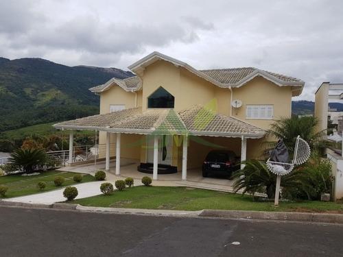 Casa Em Atibaia Condomínio Água Verde - 876