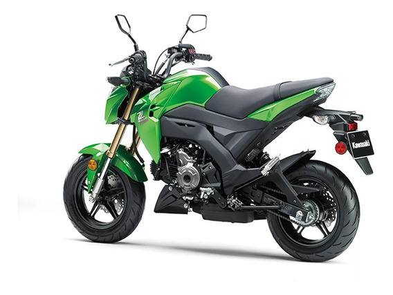 Moto Kawasaki Z 125 Pro