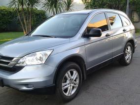 Honda Cr-v 2.4 Lx At 2wd (mexico) Tomaria Menor Valor