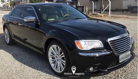 Chrysler 300 C 3.6 V6 Aut. 2014 Preto
