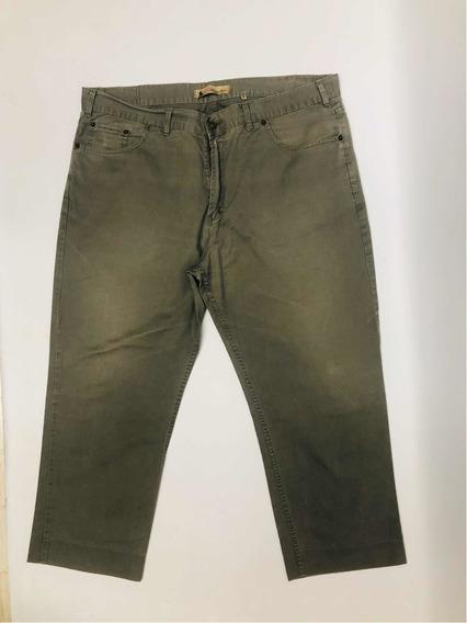 Jeans Hombre Polo Club Talle 56 Gris Verdoso Perfecto