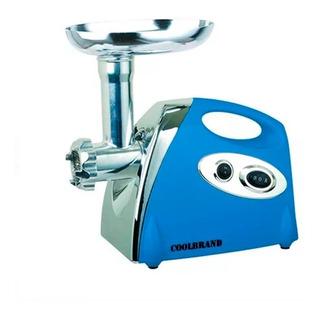Picadora De Carne Coolbrand C/accesorios Embutidos 450 Watts
