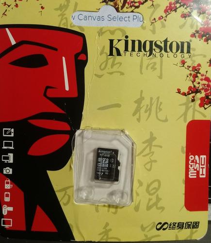 Cartão De Memória Kingston 32gb Sdcs Sd Pronta Entrega