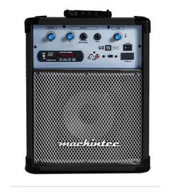 Caixa De Som Mackintec Amplificada X150 Usb Fm