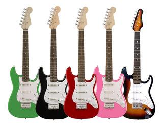 Guitarra Electrica Mini Niño 3 Mic Infantil Rock Blues