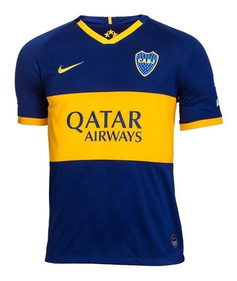 Camiseta Boca Jrs Stadium 2019/20 Titular Liquidación S A Xl