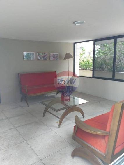 Apartamento Com 3 Quartos - 167 M² - Graças - Ap0543