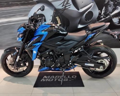 Suzuki Gsx-s750a | 0km 2020/2021 | 8