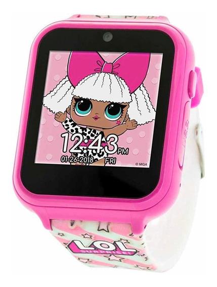 Relógio Lol Digital