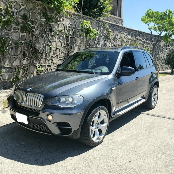 Impecable Bmw X5 2011 Xdrive50 Premium Twin Turbo