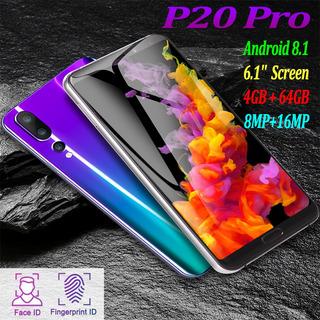 P20 Pro Teléfono Inteligente Android 8.1 Huellas Dactilares