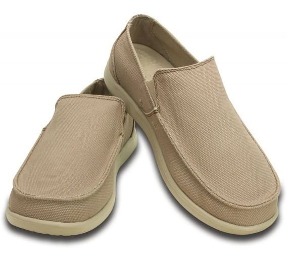 Crocs Santa Cruz Clean Cut Beige