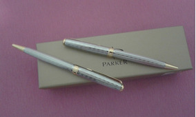 2 Caneta De Luxo Parker Esferográfica Pronto Entrega