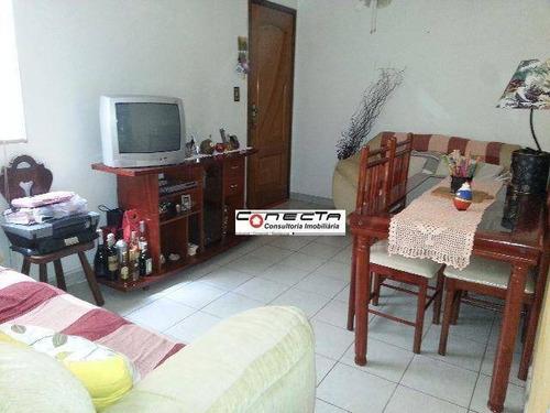 Imagem 1 de 9 de Apartamento Residencial À Venda, Jardim Aurélia, Campinas - Ap0220. - Ap0220