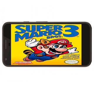 Super Mario Bros 3 Nes + Regalo Para Jugar En Android