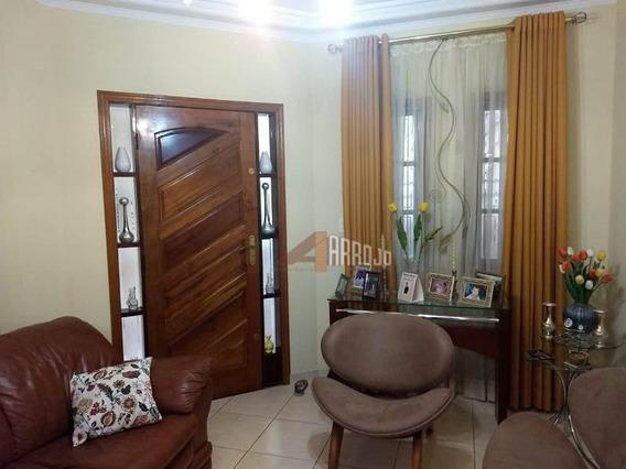 Sobrado Venda, 3 Dormitórios (1 Suíte), 3 Garagens, Jardim Penha, São Paulo/sp - So1157
