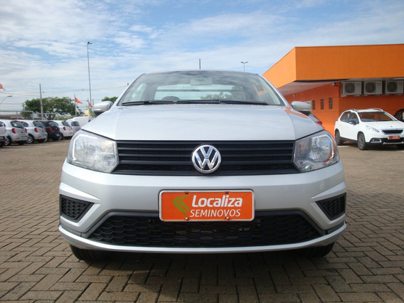 Volkswagen Saveiro 1.6 Msi Trendline Cs 8v Flex 2p Manual