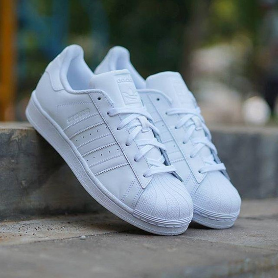 adidas Superstar Blancas Full Originales