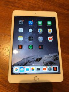 iPad Mini 3 16 Gb - Excelentísimo Estado