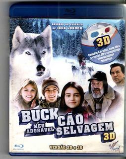 Buck Meu Adorável Cão Selvagem 3d