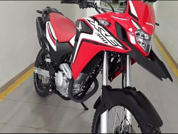 Honda Xre 300 Abs 2020 Completa