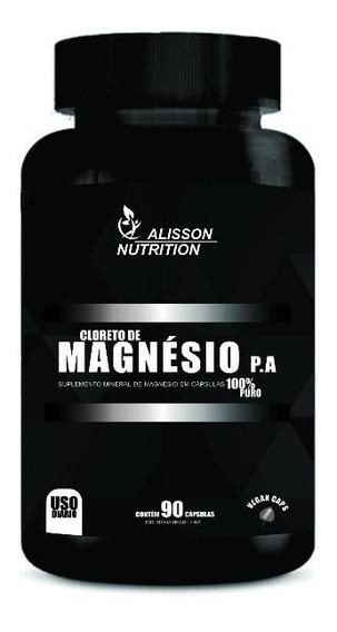 Cloreto Magnésio Pa - Acabe C/dores Artrite Artrose Fadiga