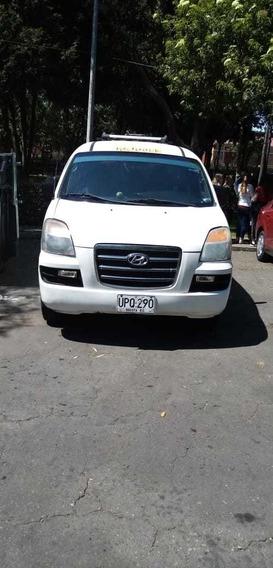 Vendo O Permuto Camioneta Escolar Hyunday Starex Modelo 2007