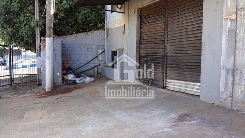 Imagem 1 de 8 de Galpão À Venda, 434 M² Por R$ 830.000 - Jardim Anhangüera - Ribeirão Preto/sp - Ga0125