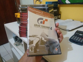 Gran Turismo 4 Ps2 Lacrado Unico No M.l. Rally Formula One