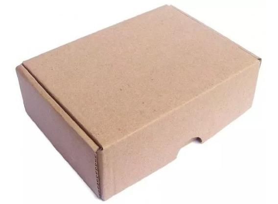 Caixa De Papelão Montável 19,5 X 0,12 X 4,5 - Kit C/200 Unid