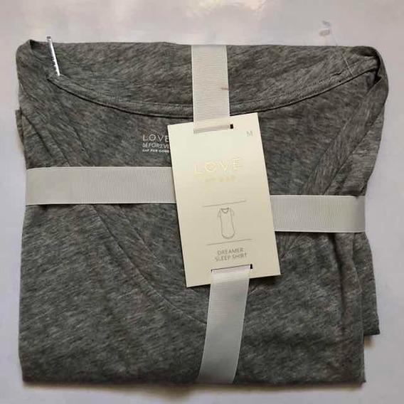Pijama Dama Gap T-m Gris