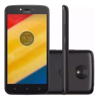 Motorola Moto C Xt1756 8gb Usado Pantalla Fantasma