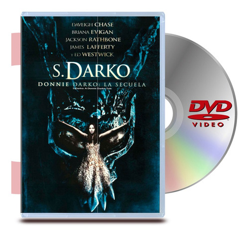 Imagen 1 de 2 de Dvd S.darko: Donnie Darko La Secuela