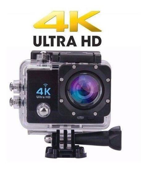 Câmera 4k Ultra Hd Action Cam Go Sports Pro Original Fullhd