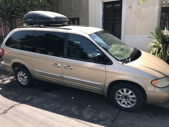 Chrysler Town And Country Lxi 3.3 Xli Automático