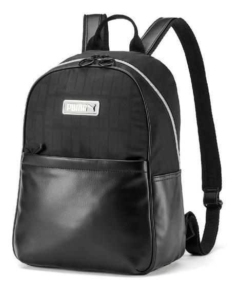 Mochila Puma Lifestyle Mujer Prime Classics Backpack Neg Cli