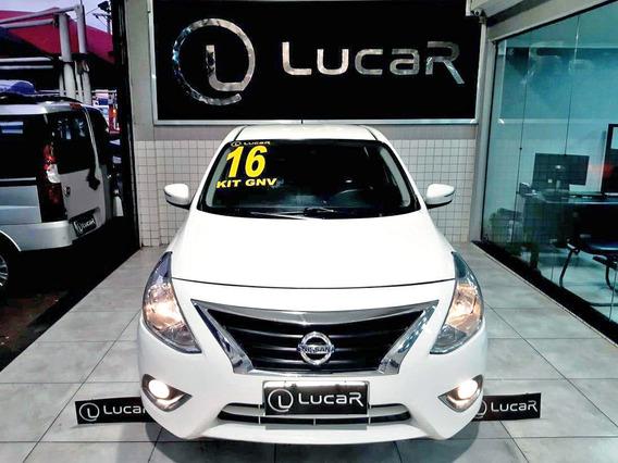 Nissan Versa 2016 1.6 Sl Unique