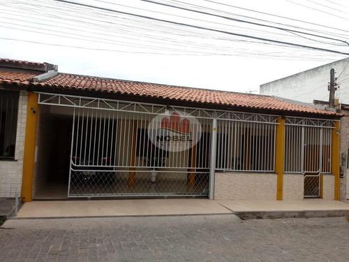 Imagem 1 de 24 de Casa  Com 03 Dormitório(s) Localizado(a) No Bairro Cidade Nova Em Feira De Santana / Feira De Santana  - 5098