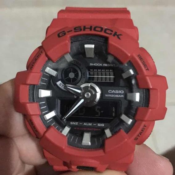 G- Shock Ga-700-4acr