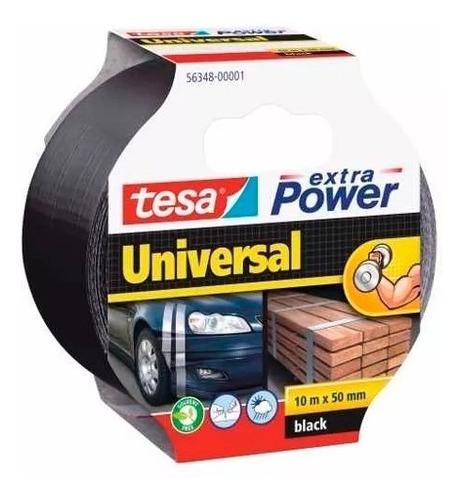 Cinta Adhesiva Duct Tape Multiuso 50mmx10mtros Tesa Alemania