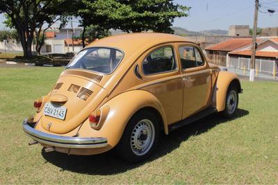 Vw Volkswagen Fusca 1300 Antigo 1978