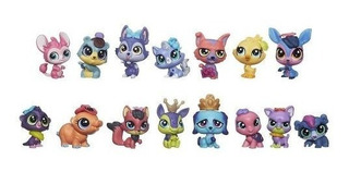 Juguete Pack Fiesta Coleccionables Littlest Pet Shop