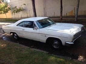 Chevrolet/gm Impala 1966 Coupe Sem Coluna Carro Antigo