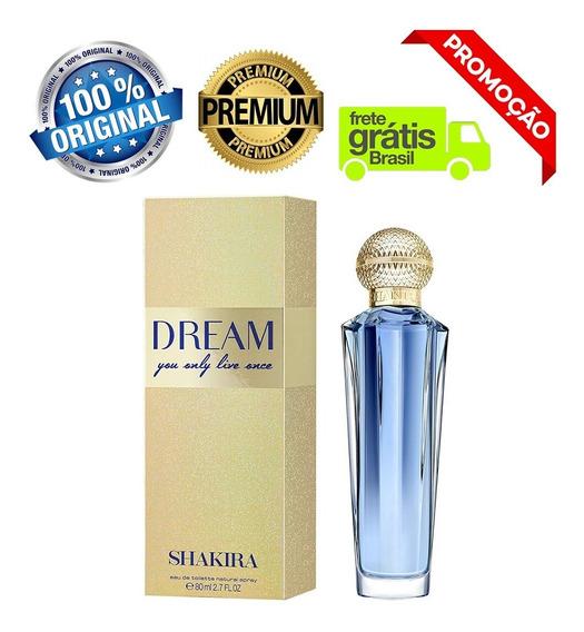 Perfume Shakira Dream Eau De Toilette 80ml Premium