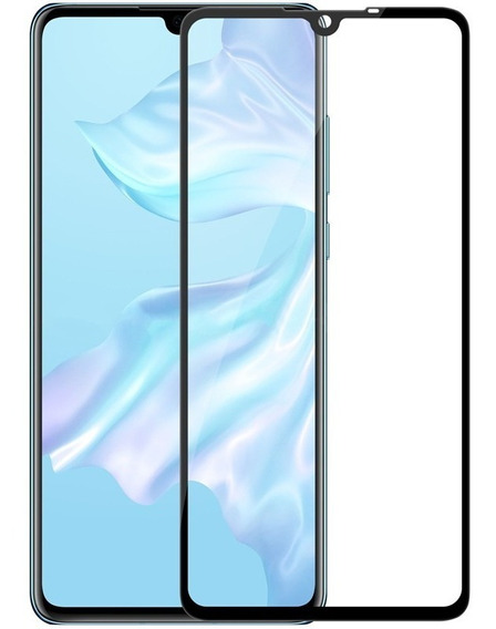 Mica Huawei P30 Nillkin Cristal Templado 3d Cp+ Max