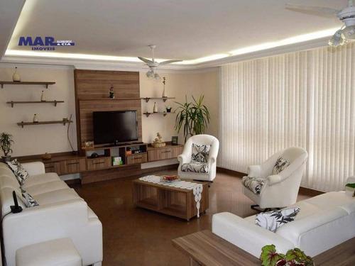 Imagem 1 de 14 de Apartamento Residencial À Venda, Morro Do Maluf, Guarujá - . - Ap8198