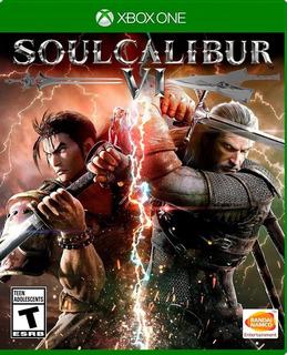 .: Soul Calibur 6 Xbox One Nuevo :. En Bsg